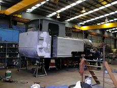 ABT Railway restoration project